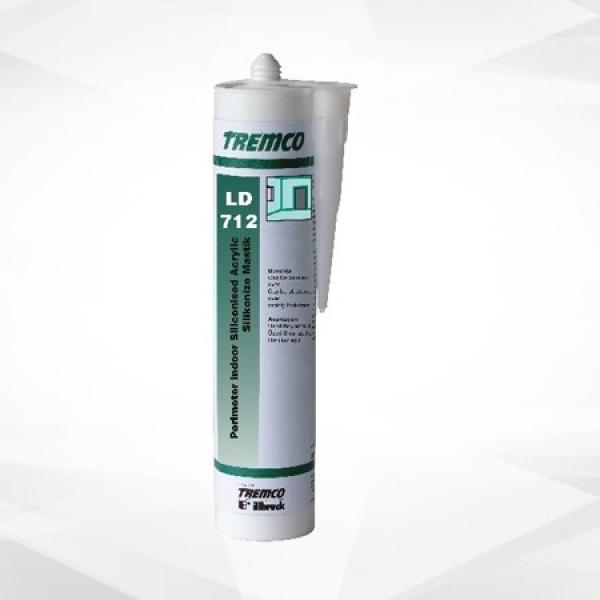 Tremco LD712 Silikonize Mastik